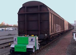 BACO Logistic - Duesseldorf - Kontraktlogistik - Lager - Transport - Service - Unimog Zwiehof